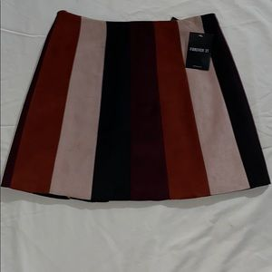 Forever 21 cute fall skirt